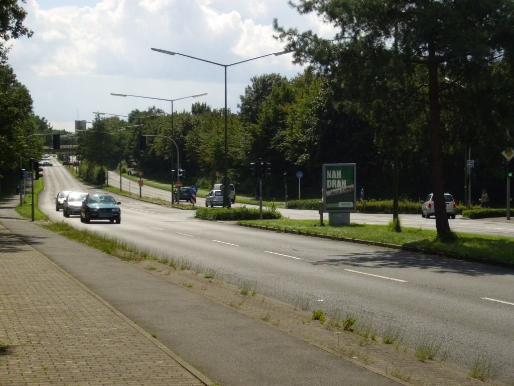 Herzlia-Allee/Uranusweg/Si. Baum