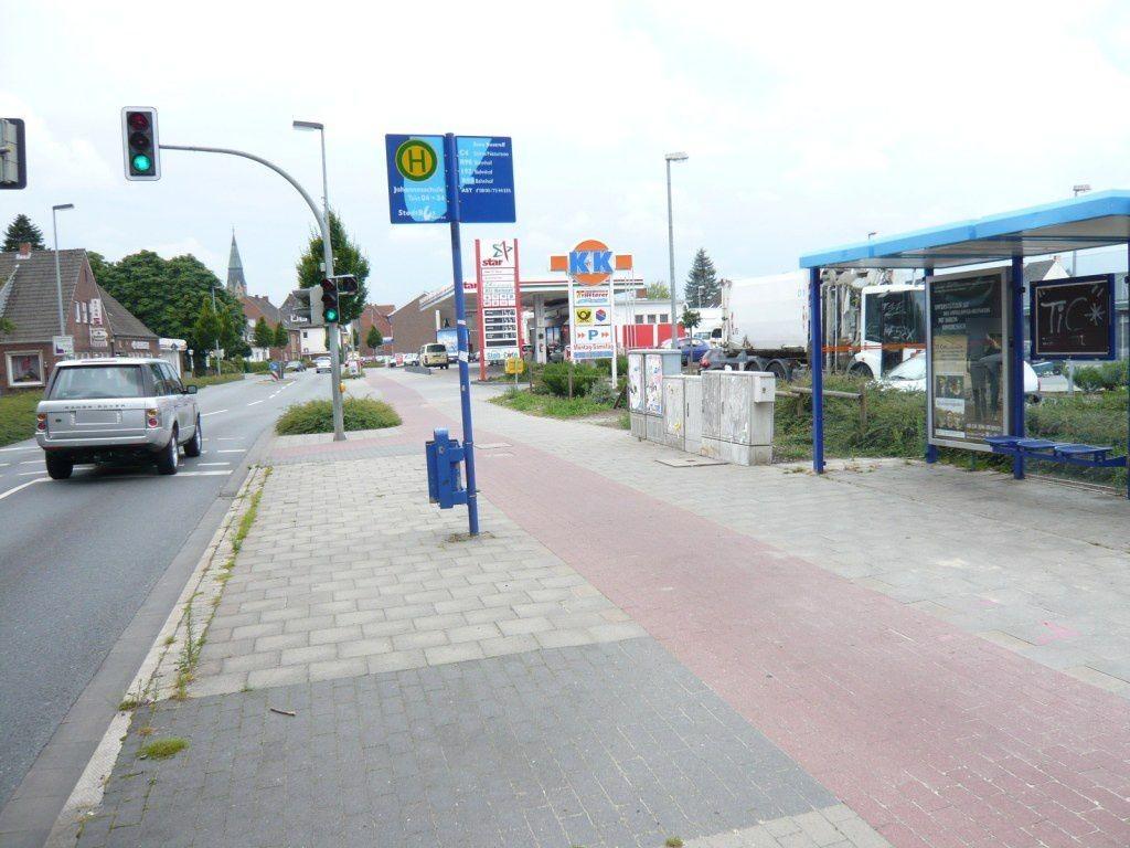 Osnabrücker Str./HST Johannesschule sew./li.VS