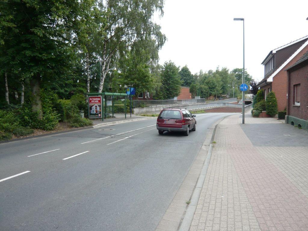 Burgsteinfurter Damm geg. 68/HST Bahnhof s./We.li.