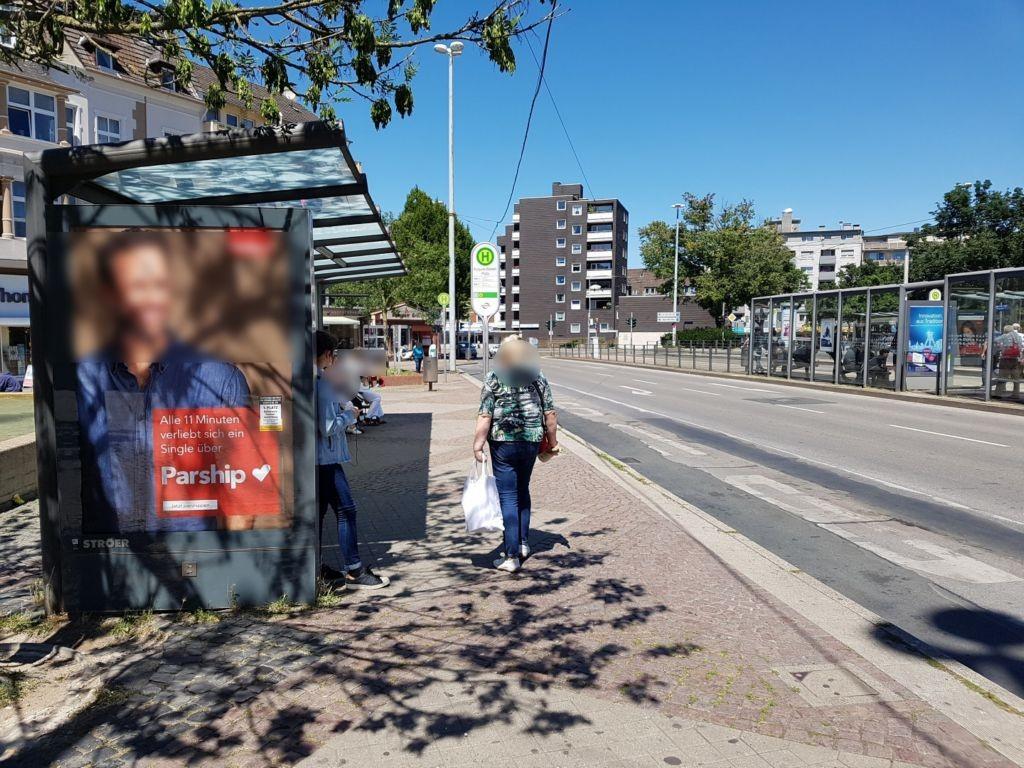 August-Bebel-Platz Nh. 1/Bus-HST/We.li.