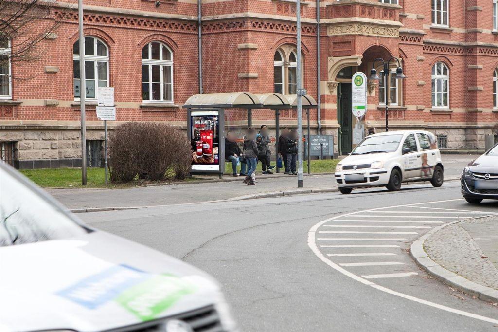 Carl-von-Ossietzky-Platz/Alte Bahnhofstr./We.li.
