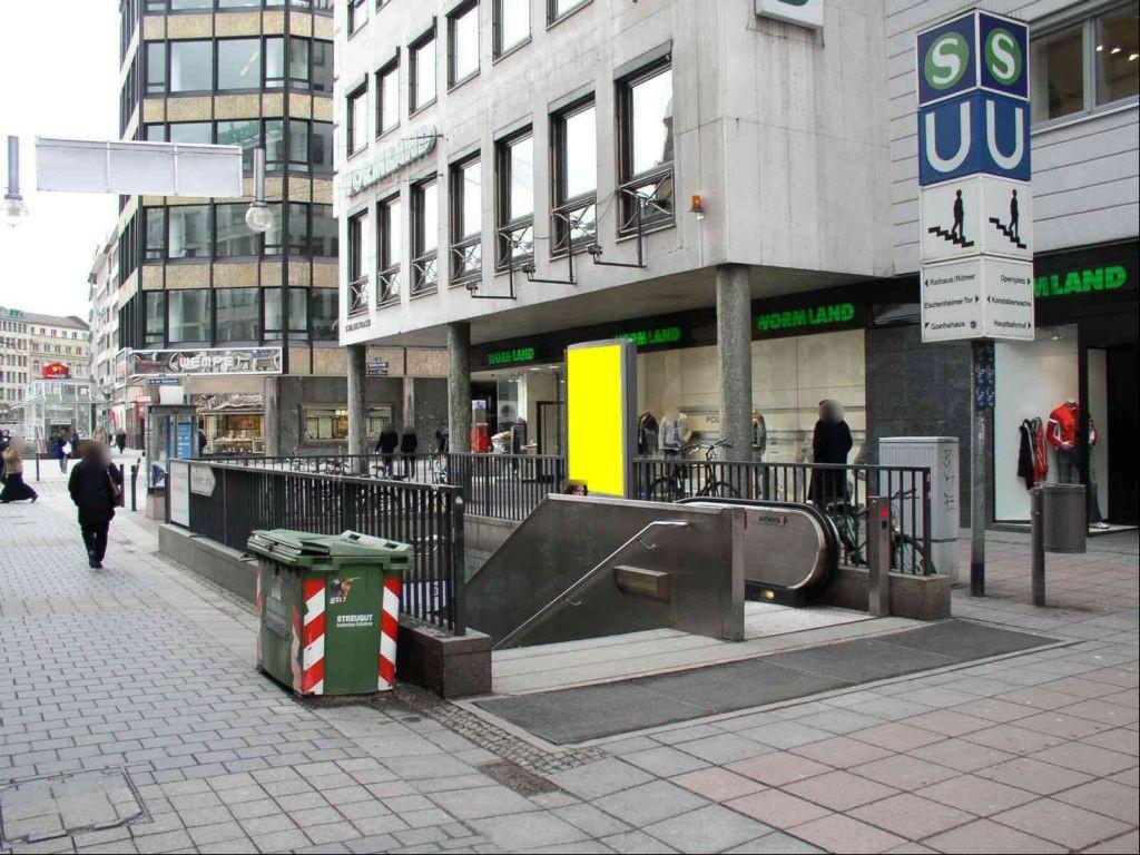 Schillerstr.1/U-Bahn-Abg./Wormland