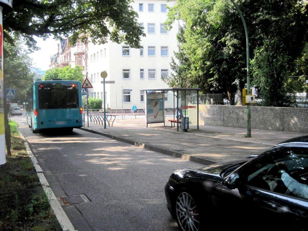 Hansaallee/Fürstenberger Str. 166/innen