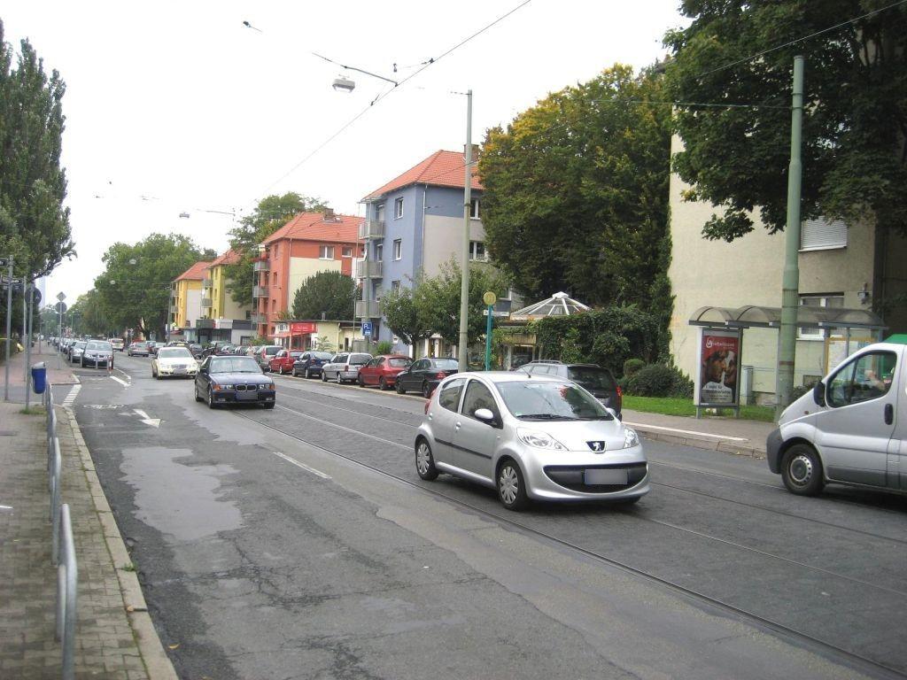 Marbachweg 236/Scheidstr. geg./innen