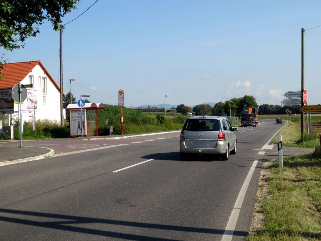 Weilbach/B519/Alleestr.