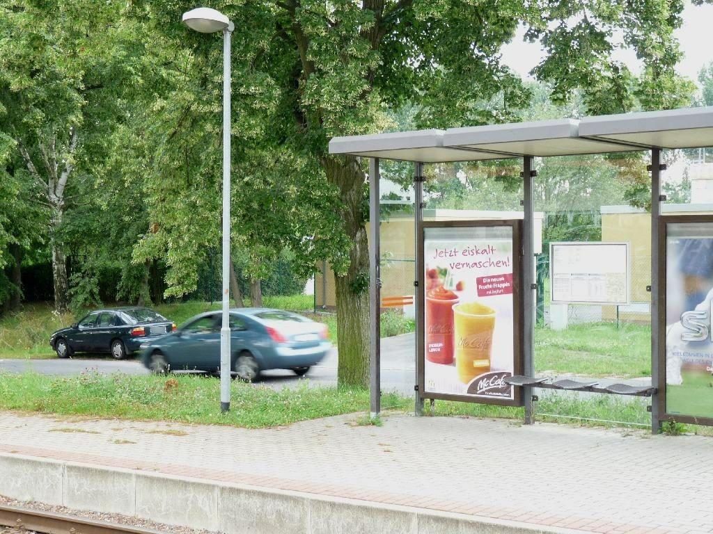 Buckower Str./Gartenstadt / Si. Bahn li.