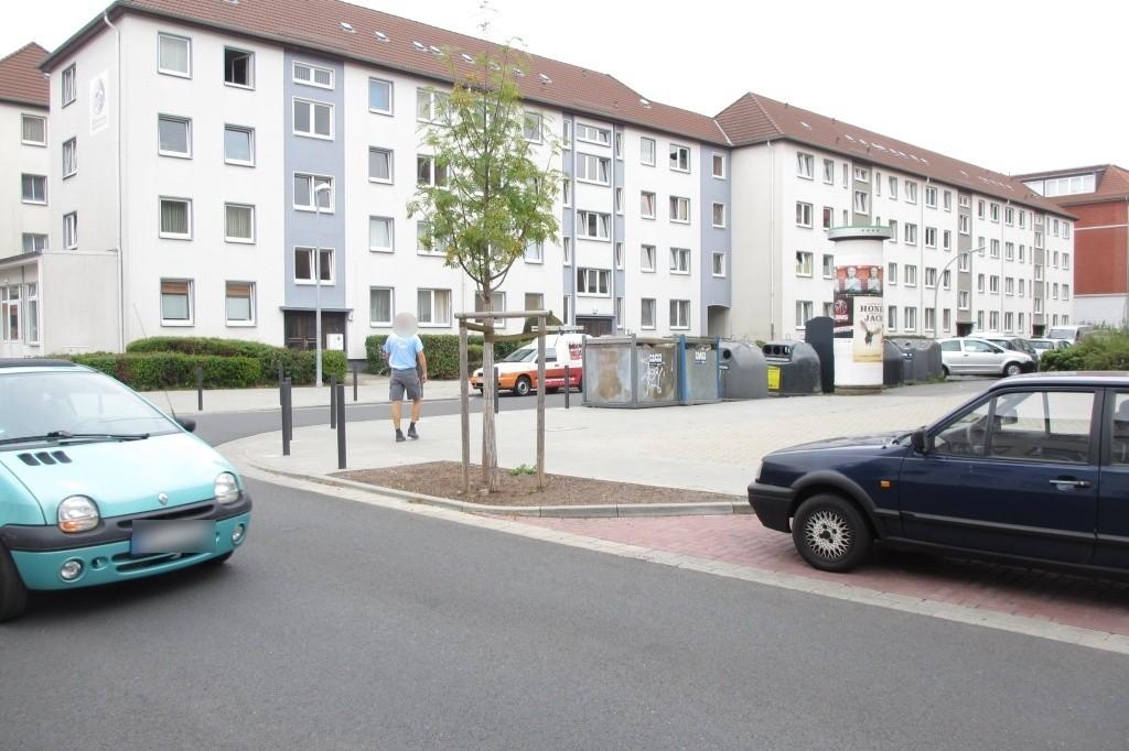 Bürgerstr./Tuckermannstr.