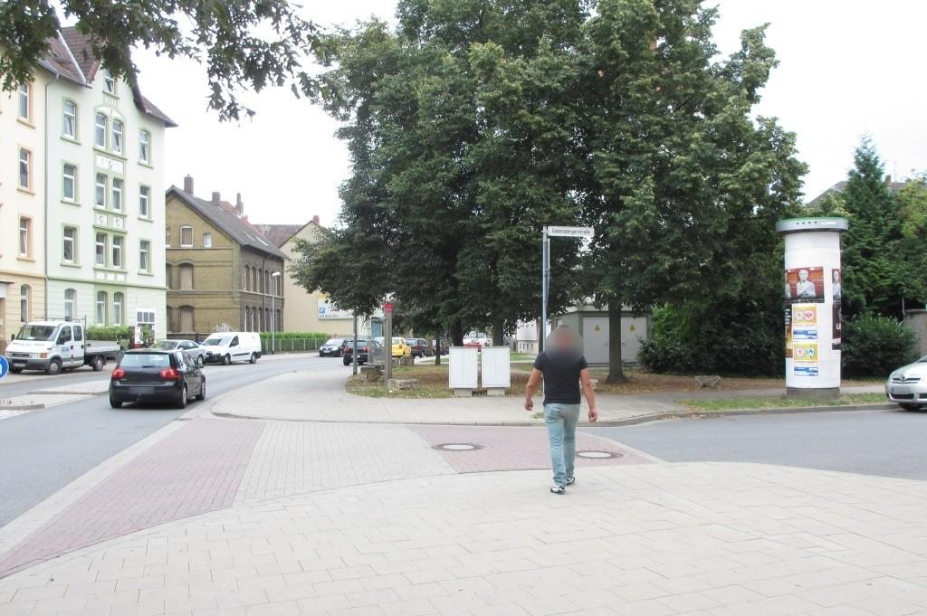 Gabelsberger Str./Madamenweg