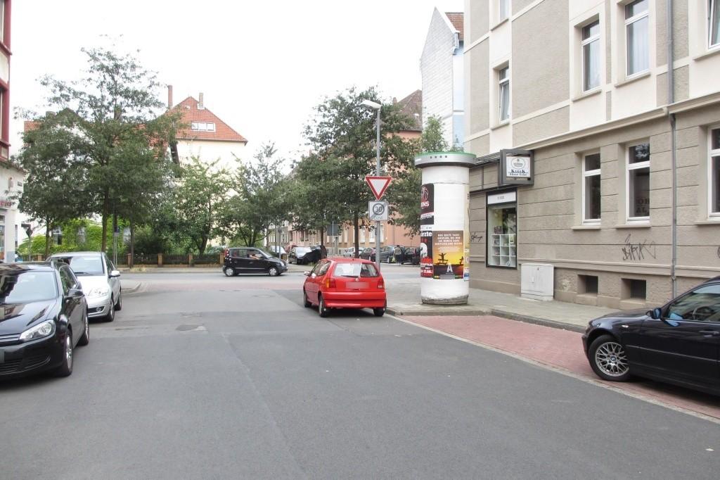 Gutenbergstr./Madamenweg