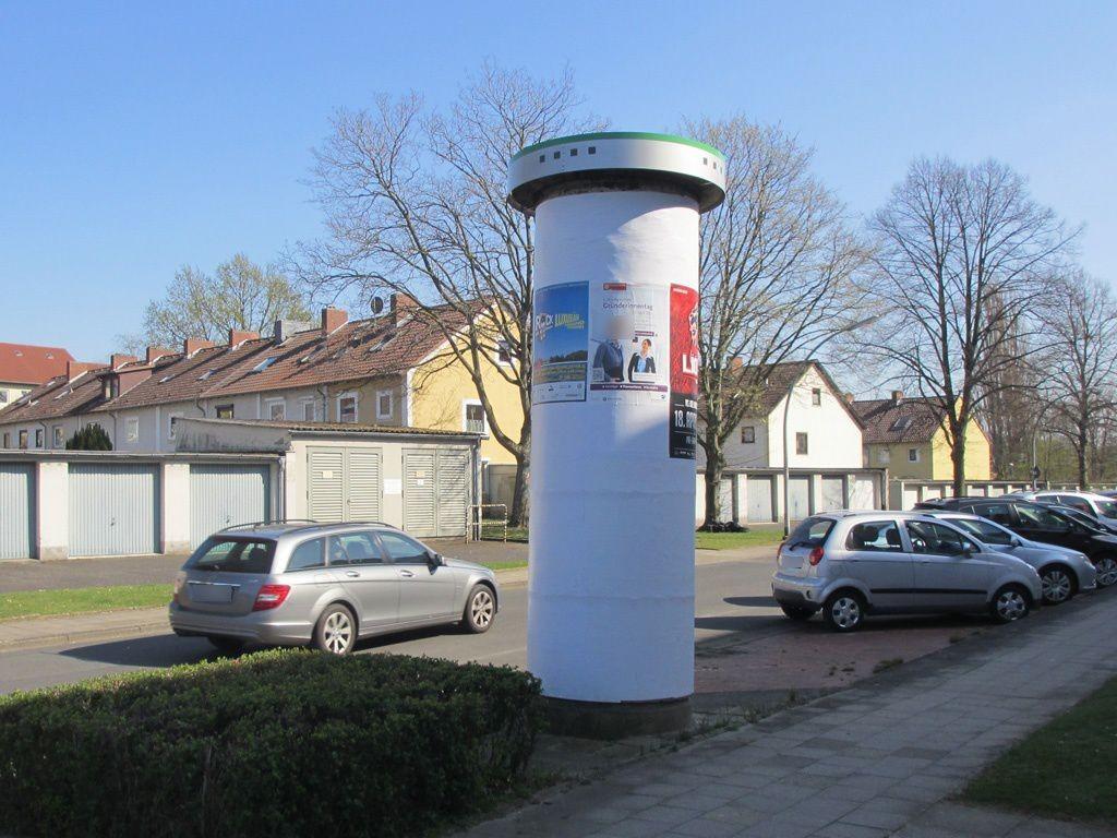 Waldenburgstr./Liegnitzstr.