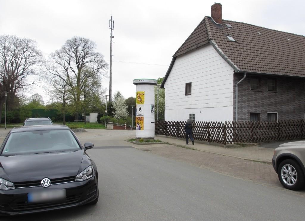 Steinbrink/Bahnübergang