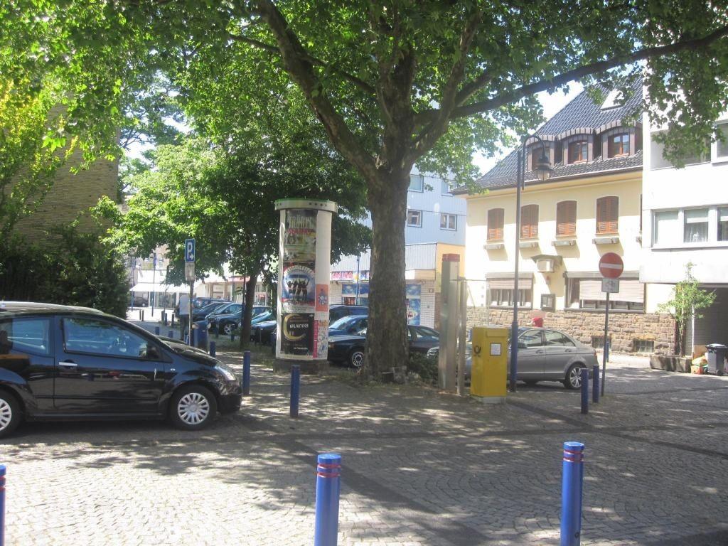 Bismarkplatz14/Gartenstr./We.li.
