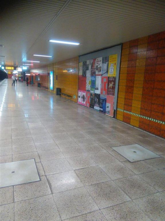Höhenstr./U-Bahnstation/D-Ebene