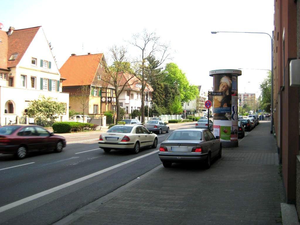 Hügelstr.  89a/Grafenstr.
