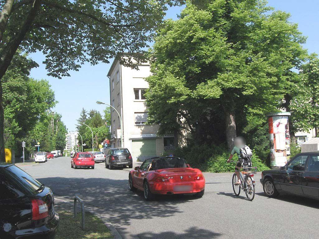Steinhausenstr./Wendelsweg