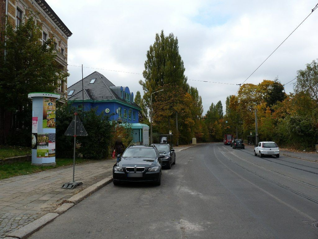 Fürstenwalder Str./Gaststätte Stadtwappen