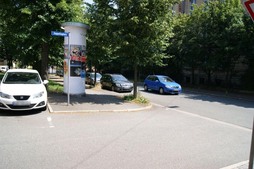 Röhrstr./Zeppelinplatz