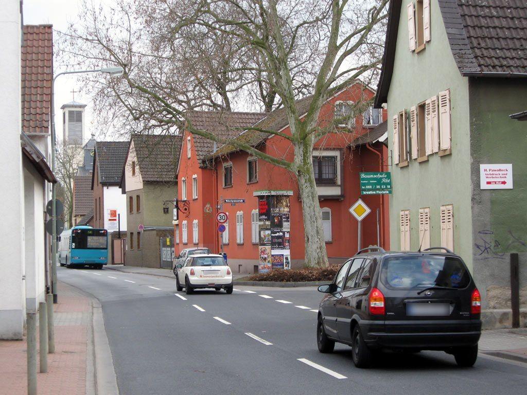 Alt Zeilsheim/Welschgrabenstr.