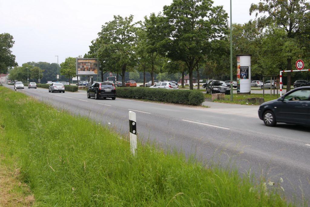 Heeper Str./Radrennbahn