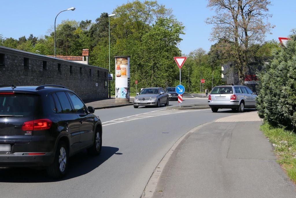 Krackser Str./Buschkampstr.