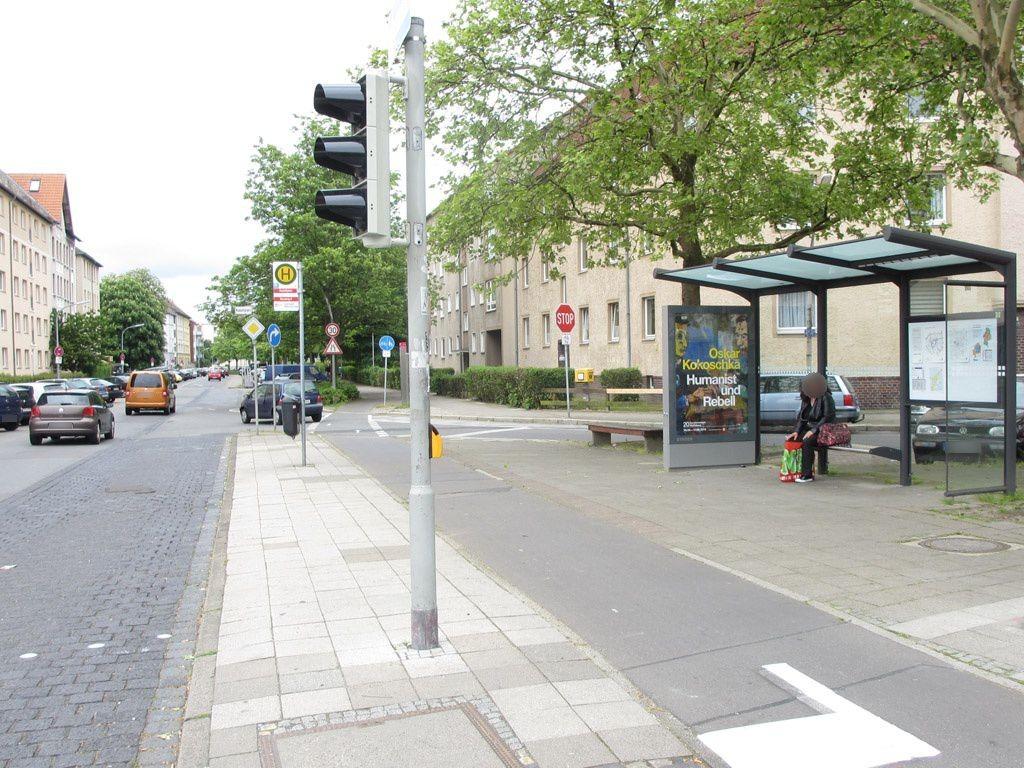 Rudolfplatz/Goslarsche Str. innen