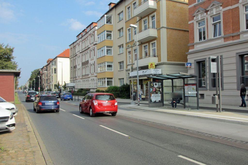 Hagenring  93/Jasperallee innen