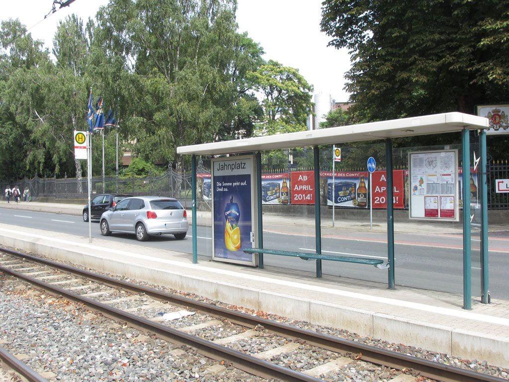 Wolfenbütteler Str./Jahnplatz sew./VS