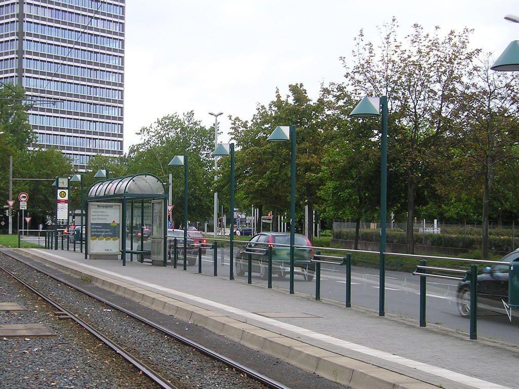 Europaplatz/Konrad-Adenauer-Str. sew. innen