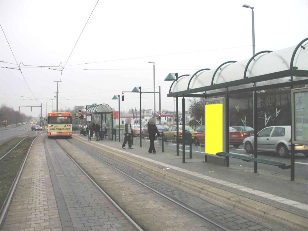 Berliner Str./Moorhüttenweg sew. li./RS