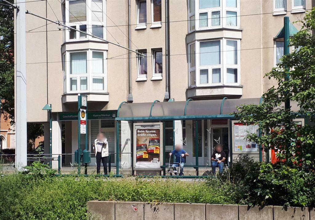 Bohlweg/Hagenmarkt saw. li./VS
