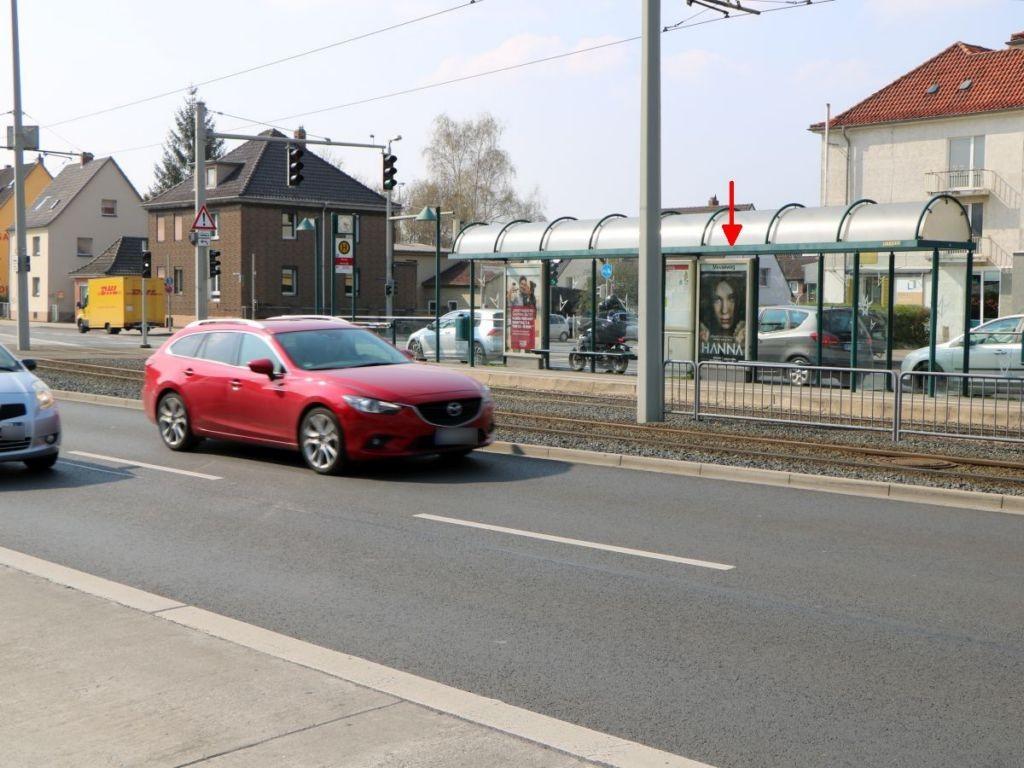 Berliner Str./Messeweg sew. rechts VS