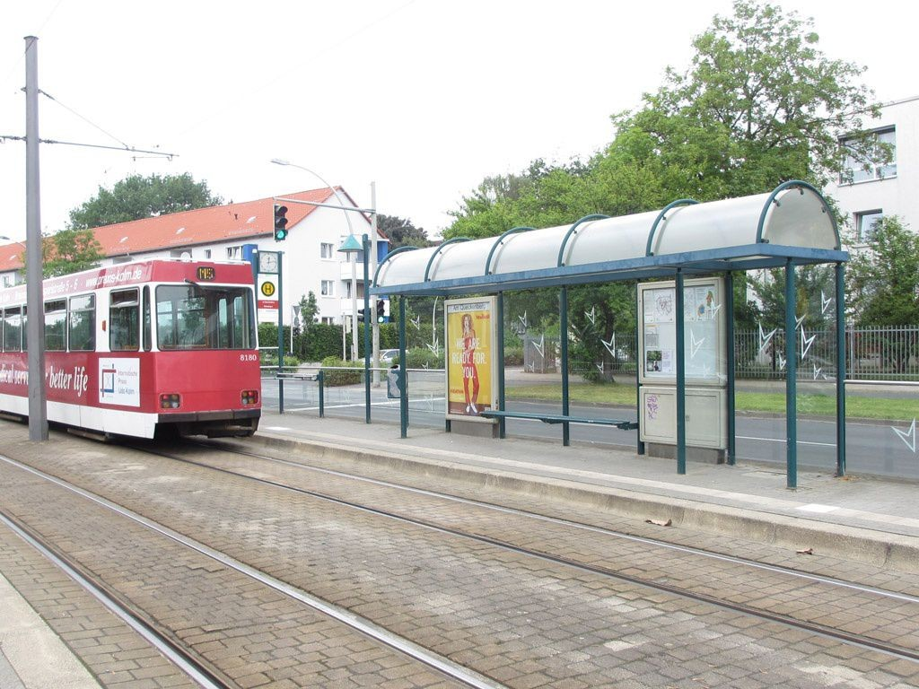 Donaustr./Am Queckenberg sew./VS
