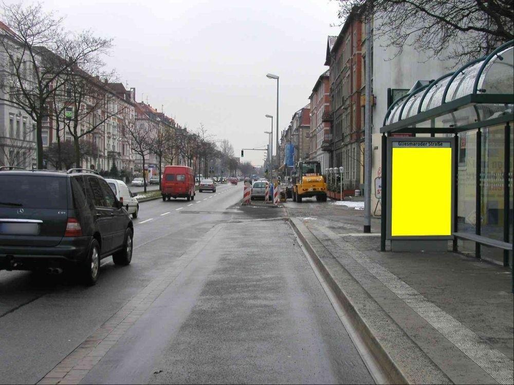 Hagenring  27/Gliesmaroder Str. innen