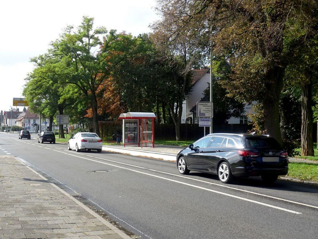 Weilbacher Str./Rheinallee sew.