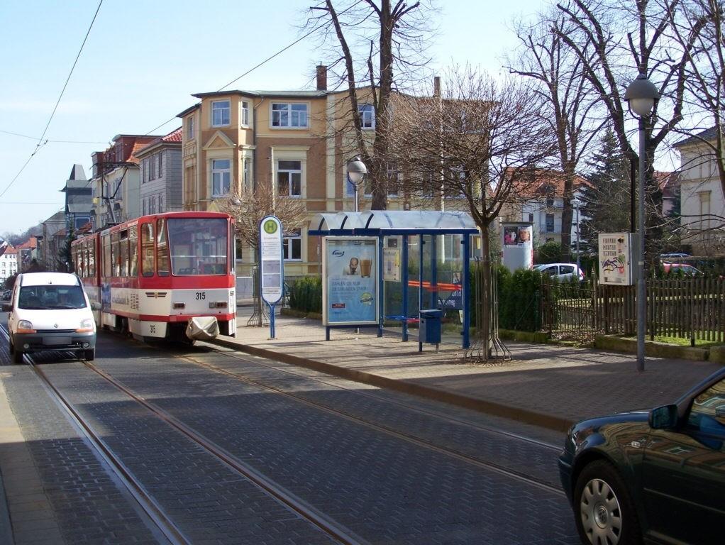 Waltershäuser Str./Ernststr. sew./We.re.