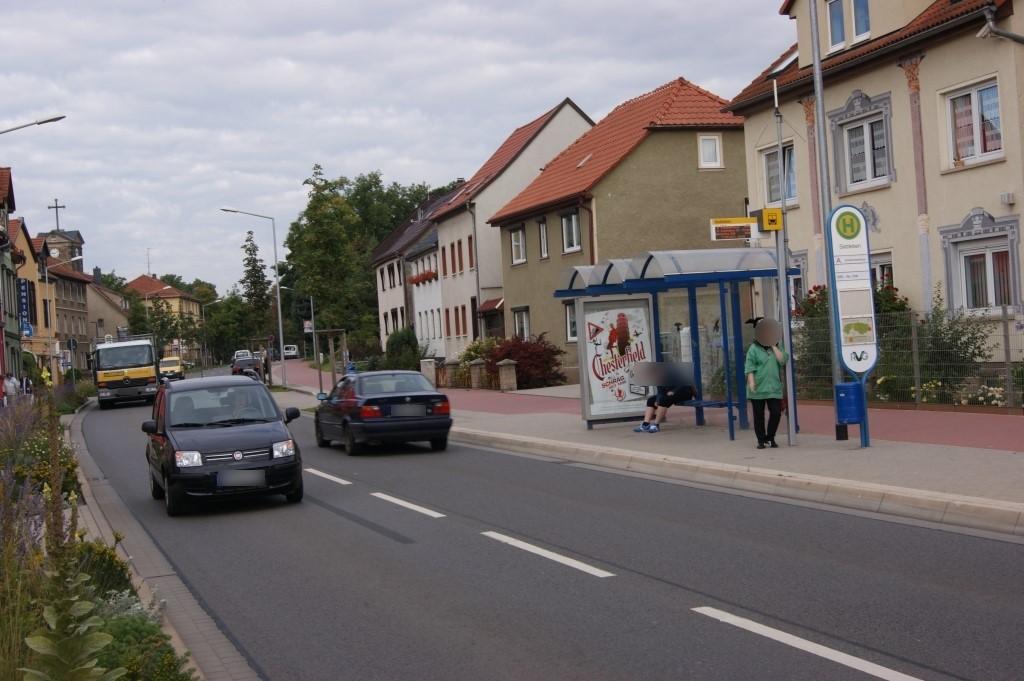 Weimarer Str. 161/Siebleben Post sew./We.re.