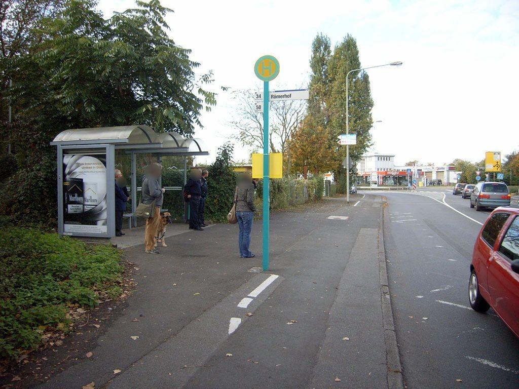 Am Römerhof/Schmidtstr./Kreisverkehr/außen