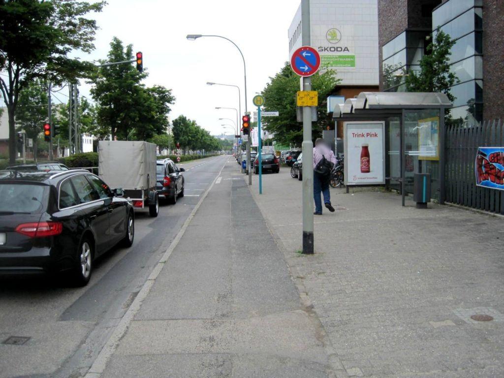 Borsigallee 8/Gwinnerstr. geg./innen