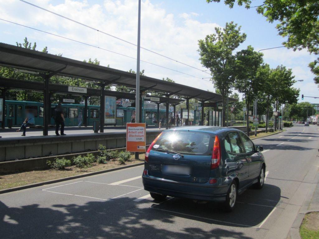 Borsigallee 40/Volkshaus/U-Bahn-Endstation