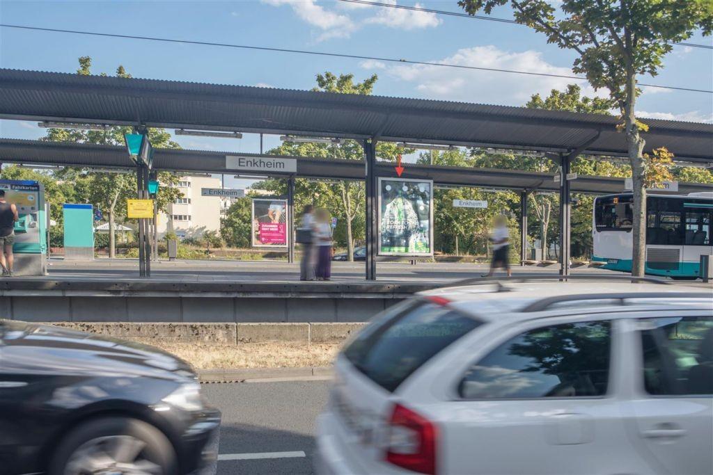 Borsigallee/Volkshausstr./U-Bahn-Endstation