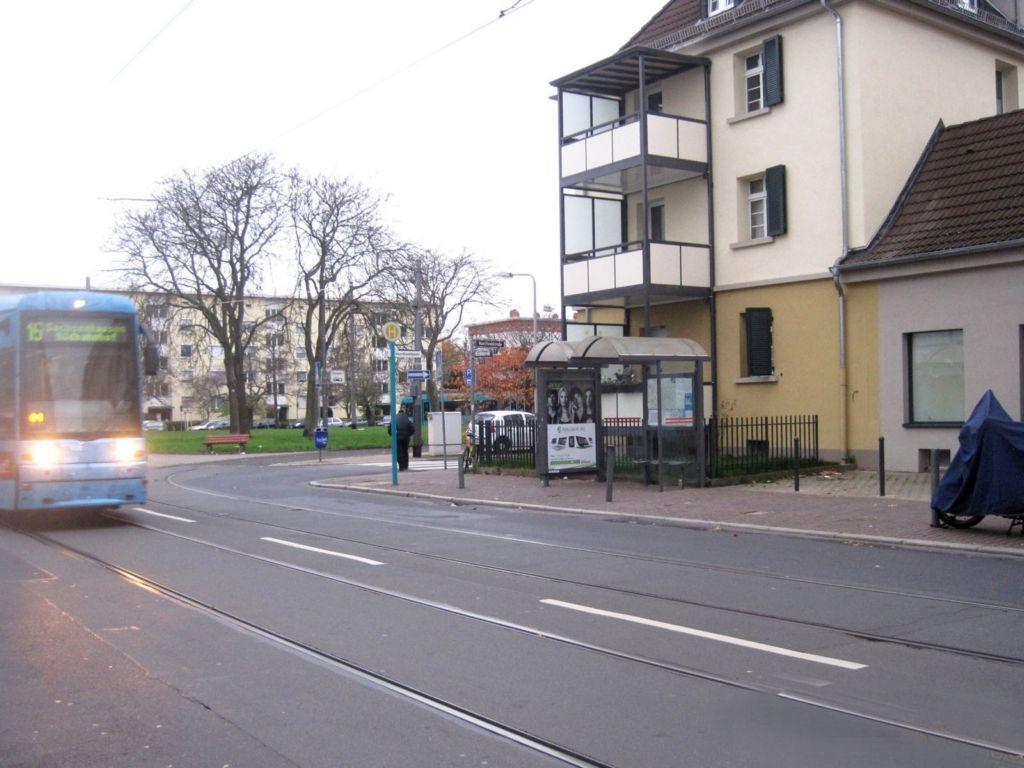 Bruchfeldstr. 128/Haardtwaldstr./innen