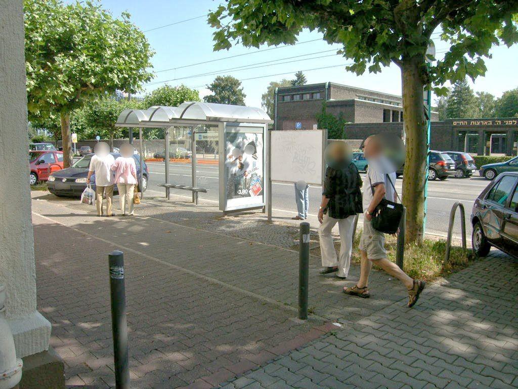 Eckenheimer Landstr. 305/Versorg.amt/außen