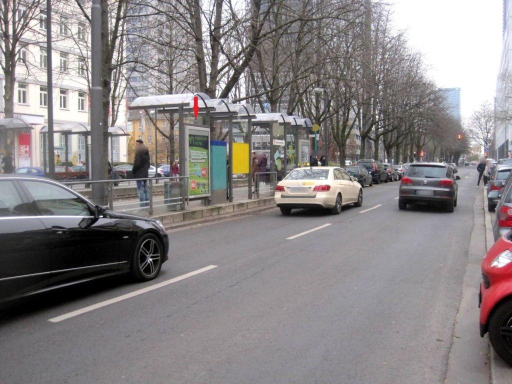Hamburger Allee/Varrentrappstr. sew.