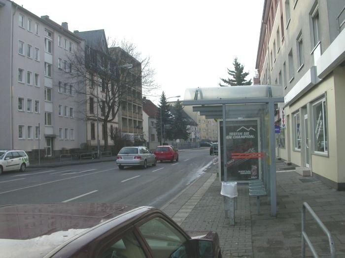 Hausener Weg 41/Ludwig-Landmann-Str./innen