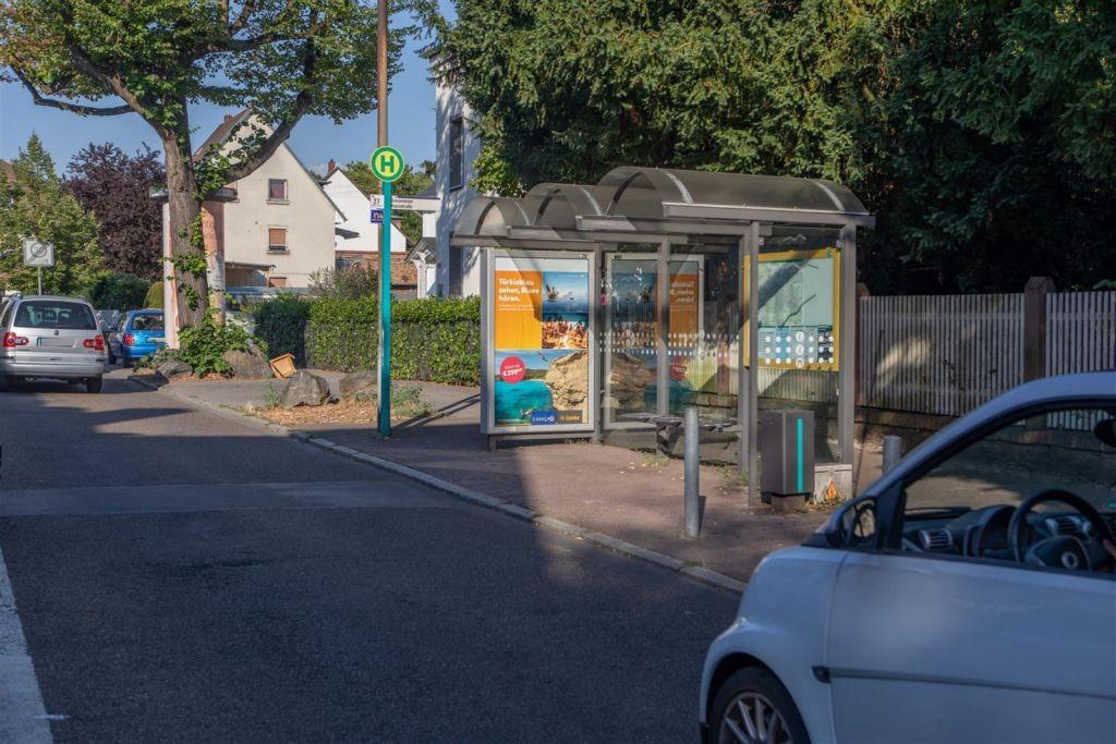 Homburger Landstr. 646/Kirchhofsweg/innen