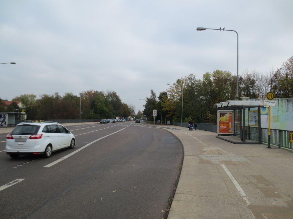 In der Römerstadt/U-Bf Römerst./innen