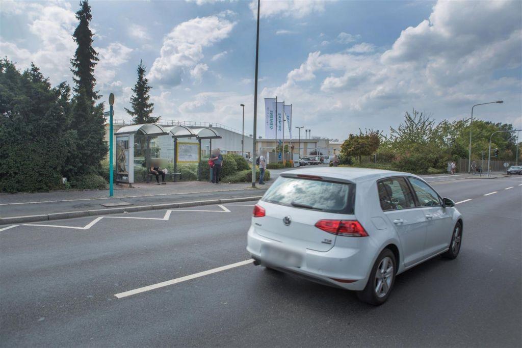 Carl-Benz-Str./geg. Siemens-Werk Einf.