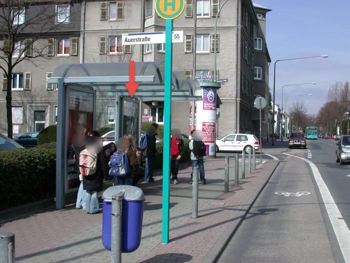 Kurmainzer Str./Robert-Bunsen-Str./innen re.