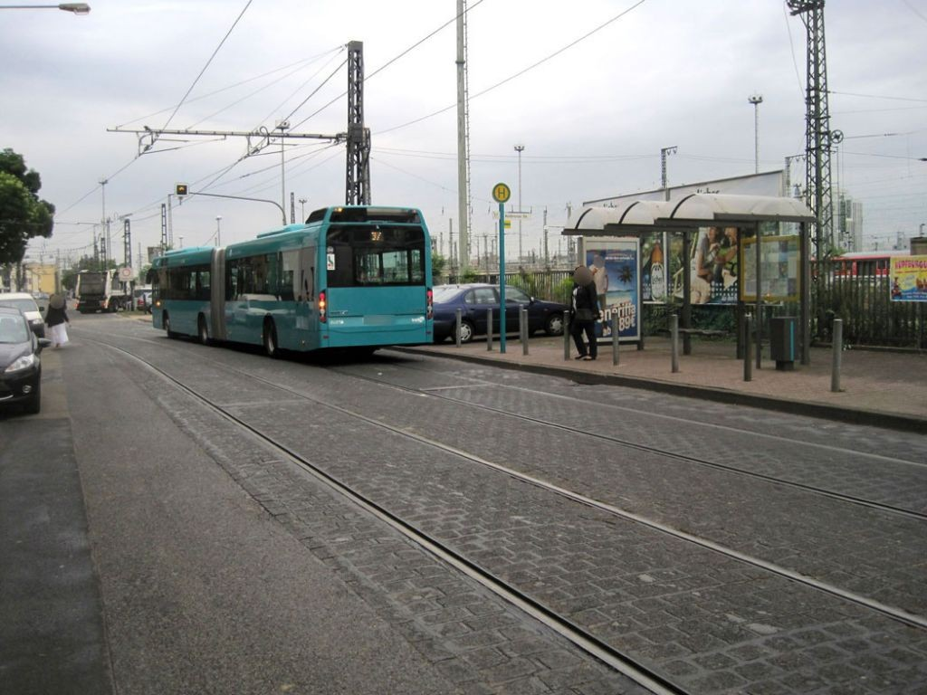 Mannheimer Str./Heilbronner Str. geg./innen