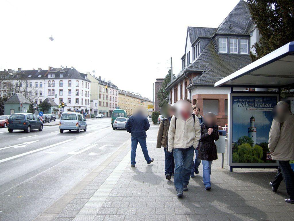 Waldstr. 121/Friedrichsring/innen